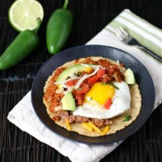 Mexican Ranchero Breakfast