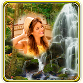 Waterfall Photo Frames