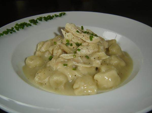 Cracker Barrel Chicken & Dumplins Recipe