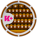 Keyboard Big Keys icon
