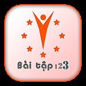 Bài Tập 123 - Trắc nghiệm & Đề thi THPT icon