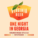 Virginia Beer Co. One Night In Georgia