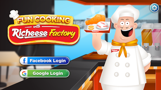 Game Fun Cooking with Richeese Factory APK for Windows Phone