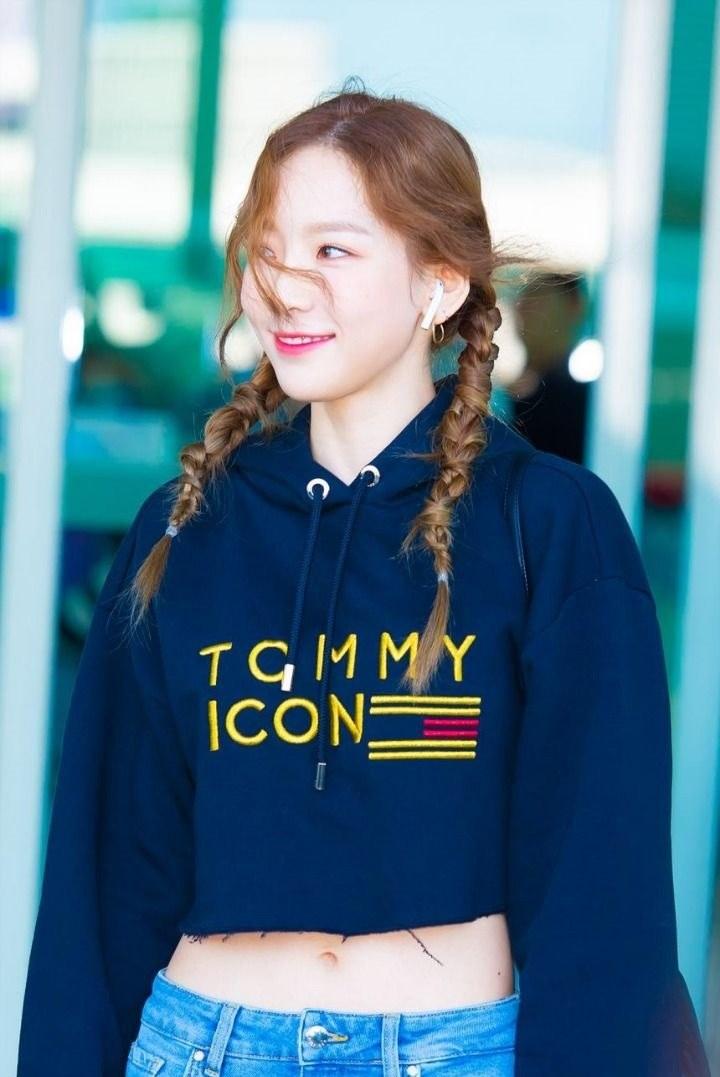 taeyeon curly 14