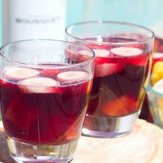 Easy Wine Spritzer.