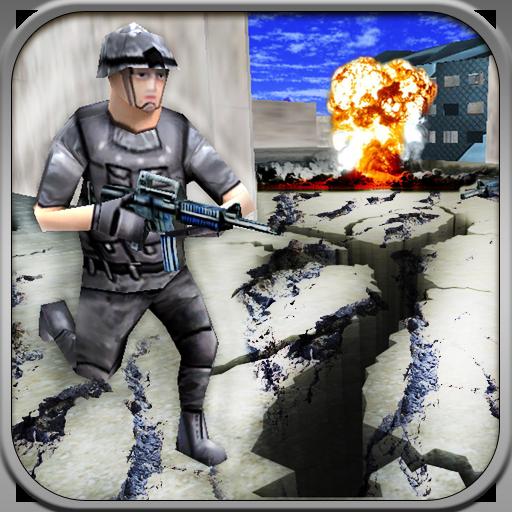Universal Combat Shooter LOGO-APP點子