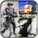 Universal Combat Shooter Icon