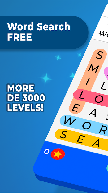Word Search Android App Screenshot