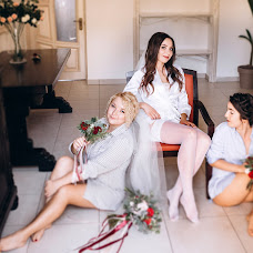 Wedding photographer Natali Vasilchuk (natalyvasilchuc). Photo of 21.01.2019