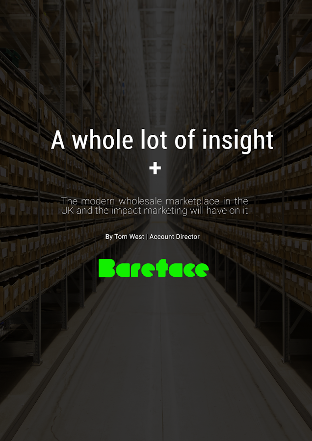 Bareface Insights- screenshot