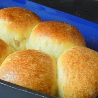 Cottage Cheese Rolls.