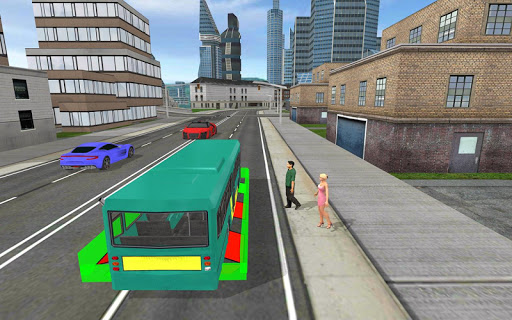 Bus Simulator 3D City 2018 1.0 screenshots 7