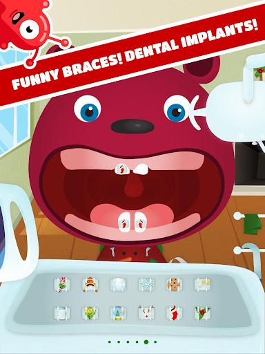 Tiny Dentist Christmas android2mod screenshots 8
