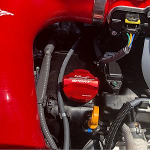 スイフトスポーツ ZC33S 2018年式スピーディブルーメタリックのカスタム事例画像 さといもさんの2018年08月08日13:36の投稿