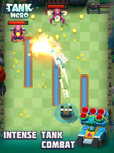 Tank Hero - Fun and addicting game 1.5.5 screenshots 10