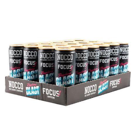 NOCCO FOCUS  24 x 330 ml