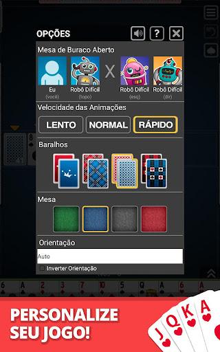 Buraco Jogatina: Jogo de Cartas Gru00e1tis 1.7.2 screenshots 14