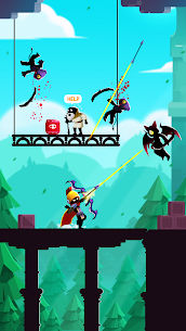 Supreme Stickman: Hit or Die MOD APK [Unlimited Money] 1.0.15 1