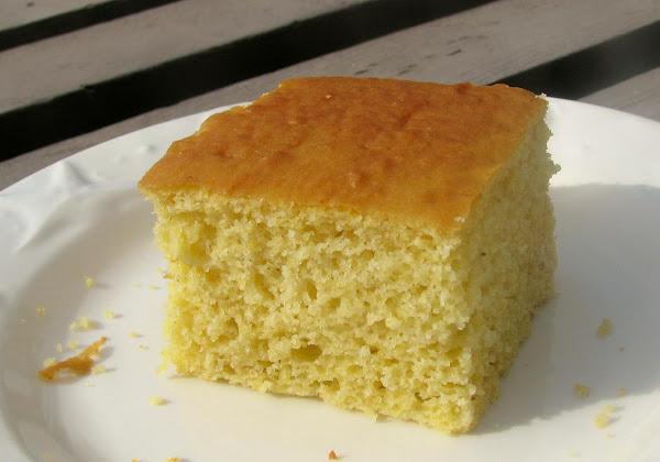 Bahamas: Johnny Cake (corn Bread) Recipe