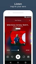 Mixcloud - Radio & DJ mixes Screenshot 1