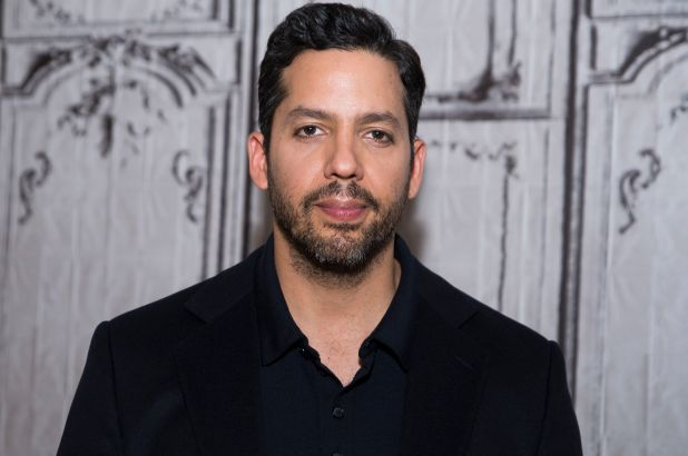 Famous American mentalist and television performer David Blaine.