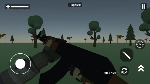 Slender: Last Light android2mod screenshots 2