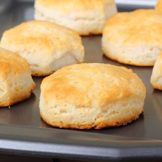 Old Fashioned Soda Biscuits