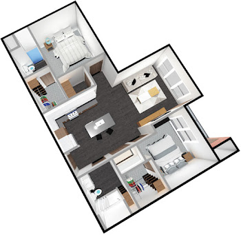 Go to B2 Floorplan page.