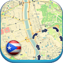 Peru Offline Road Map & Guide icon