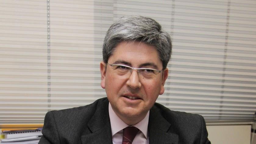 Antonio Abad nació en la Plaza Granero en 1963.