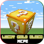 Lucky Gold Blocks for MCPE Icon
