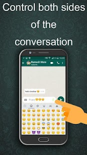 WhatsFake App - ( Fake Chat Simulation) - náhled
