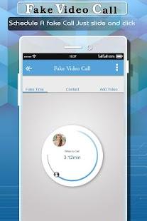 Fake Video Call: Girlfriend Fake Time Prank - náhled