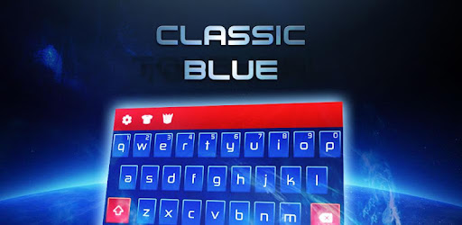 Classic Blue Keyboard - Apps on Google Play