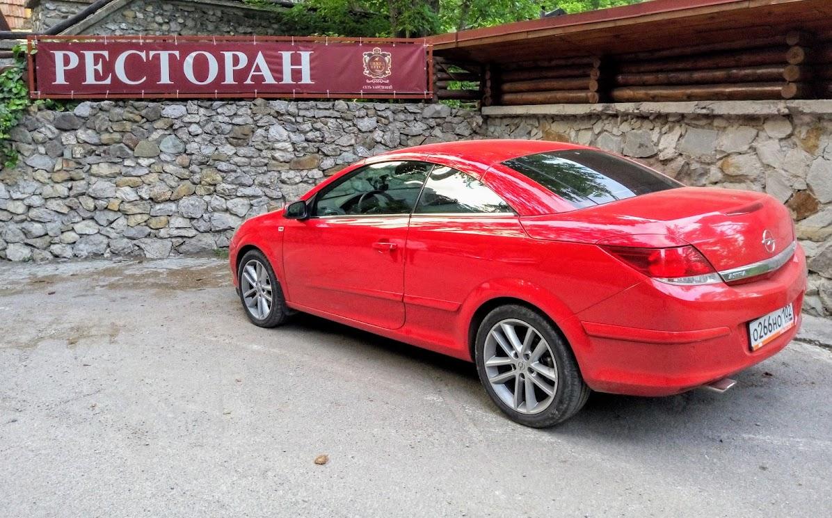 Аренда машины в Крыму. Полезные ссылки. Рестораны
