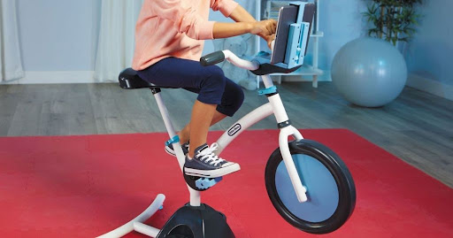 Little Tikes Just Released New Peloton-Style Bike for Kids
