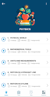 App Aakash iTutor Learning App - NEET/JEE & Class 8-10 APK for Windows Phone