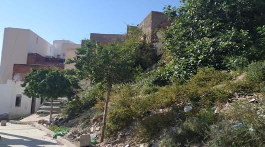 Un millón de euros en el barrio almeriense de La Chanca.