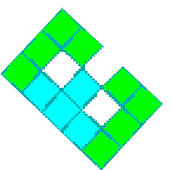 Balanced Tetris