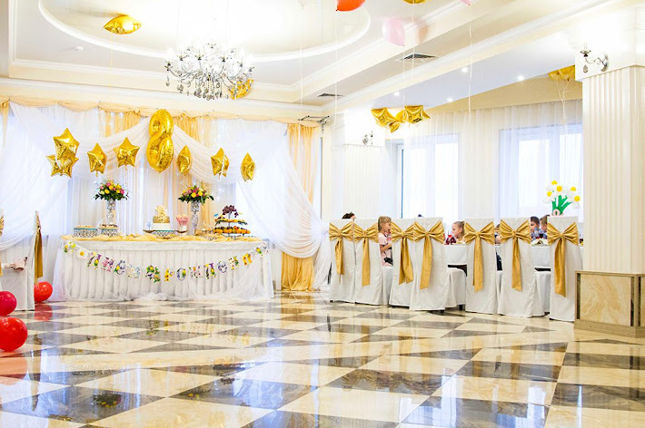 Фото №1 зала Русь