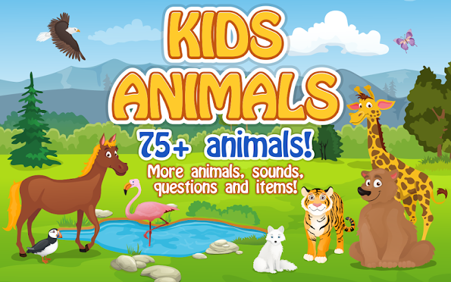 Kids Animals- screenshot thumbnail