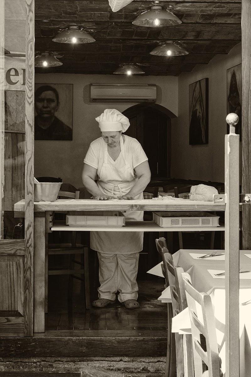 Le tagliatelle... di Domenico Cippitelli