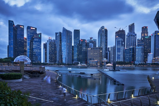 Singapore Goes on Defensive as Virus Success Status at Risk