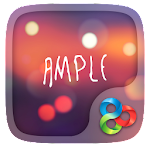 Ample GO Launcher Theme Icon