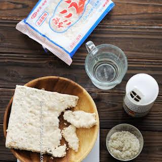 Homemade Shio Koji.