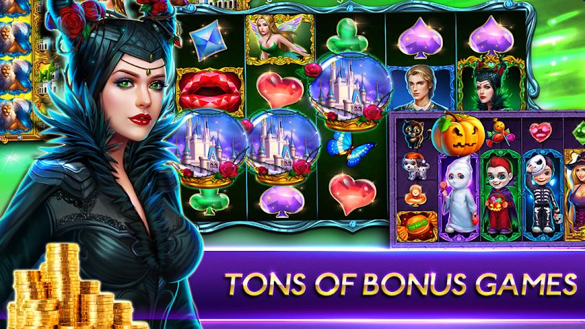 android Slots 777 - Casino Fantasy Screenshot 5