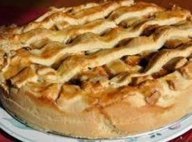 Euorpean Apple Pie Recipe