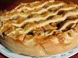 Euorpean Apple Pie