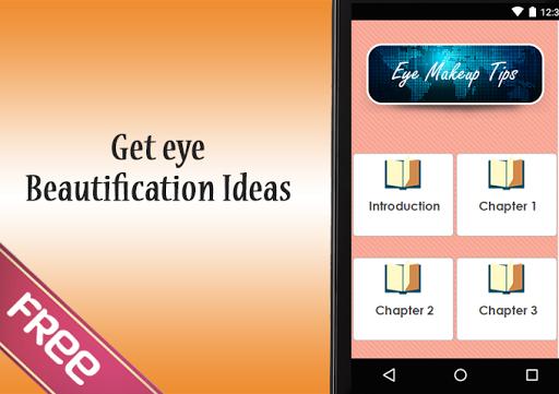 玩免費生活APP|下載Eye Makeup Tips app不用錢|硬是要APP