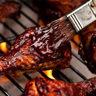 Chipotle Pineapple Grilled Chicken | Print |
